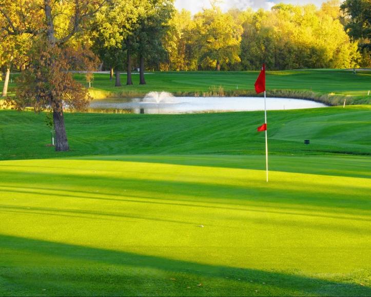 design of golf