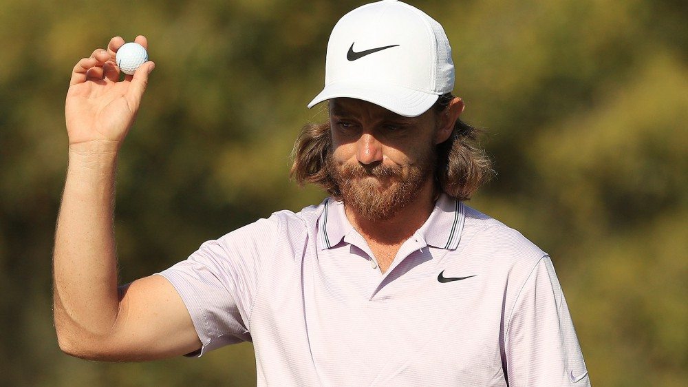 'Better-looking' Fleetwood draws final pairing with Rahm