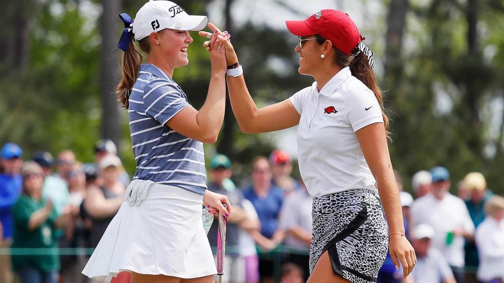 Augusta Women's Amateur stars Kupcho, Fassi qualify for U.S. Women's Open