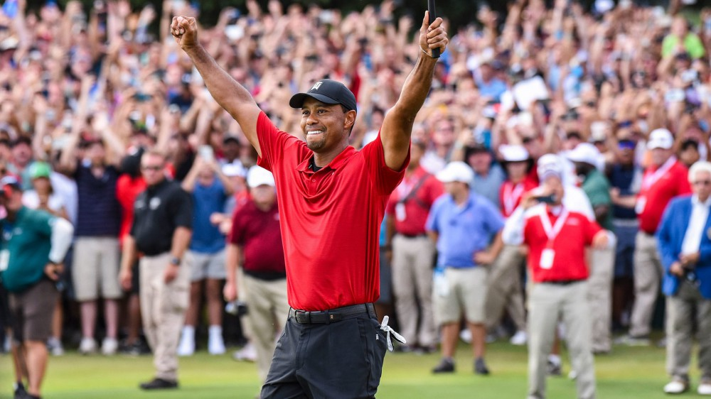 Azinger: 'Can't see anybody beating Tiger' at his best