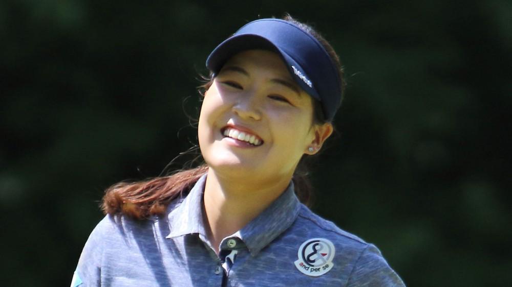 Chun seeking unprecedented major triple