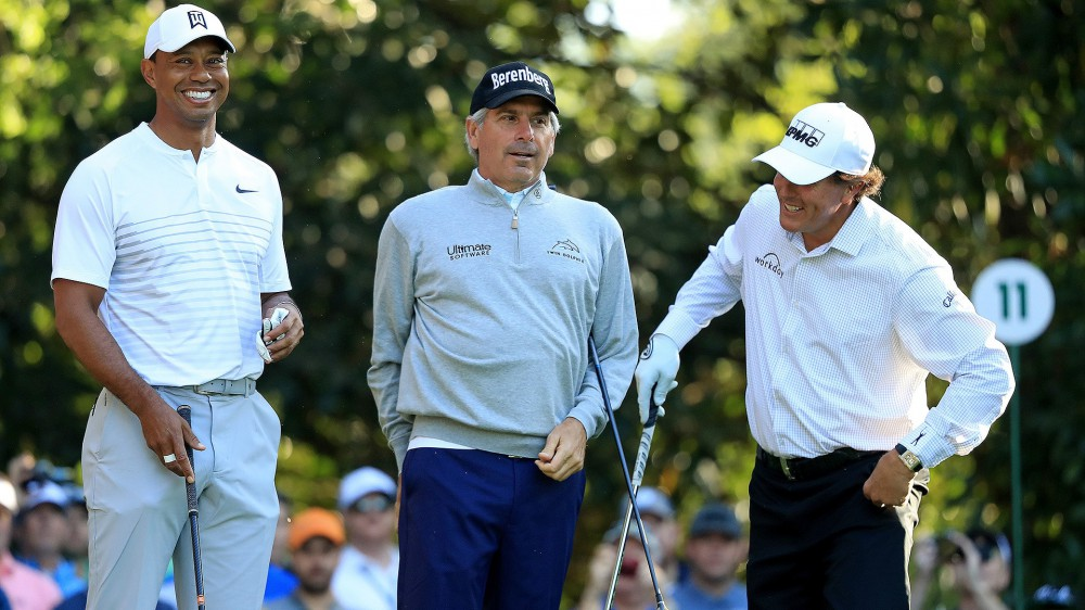 Couples on Tiger-Phil: 'Fun times ahead for them'