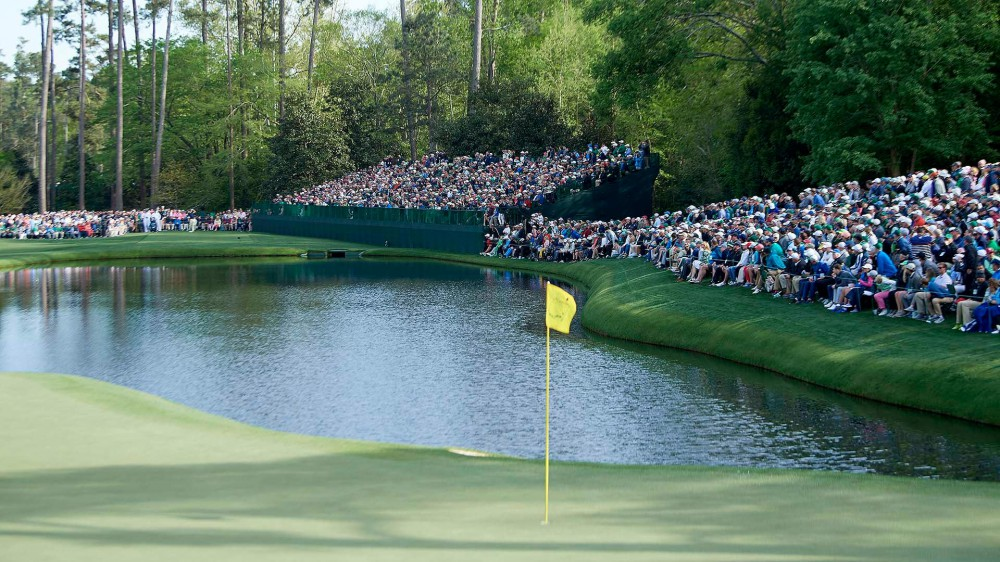 Debate rages on: Putting with flagstick in 'sacrilege' at Augusta?