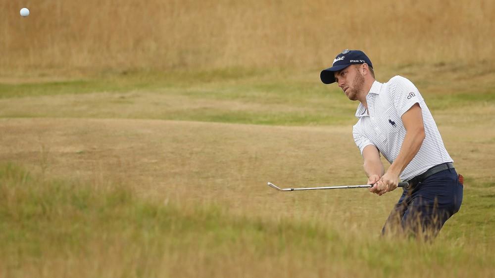 Despite results, Thomas loves links golf