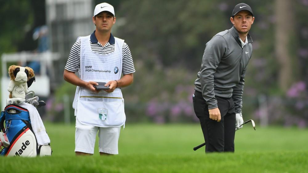 Feasting again: McIlroy shoots 65 to lead BMW PGA