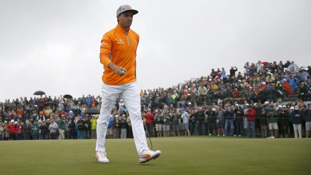 Fowler goes and wins Phoenix Open, after Tiger tells him to