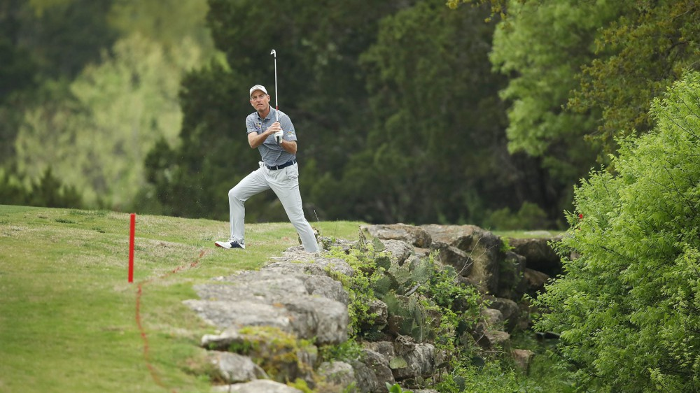 Furyk's Masters bid likely thwarted in WGC-Match Play loss to Stenson