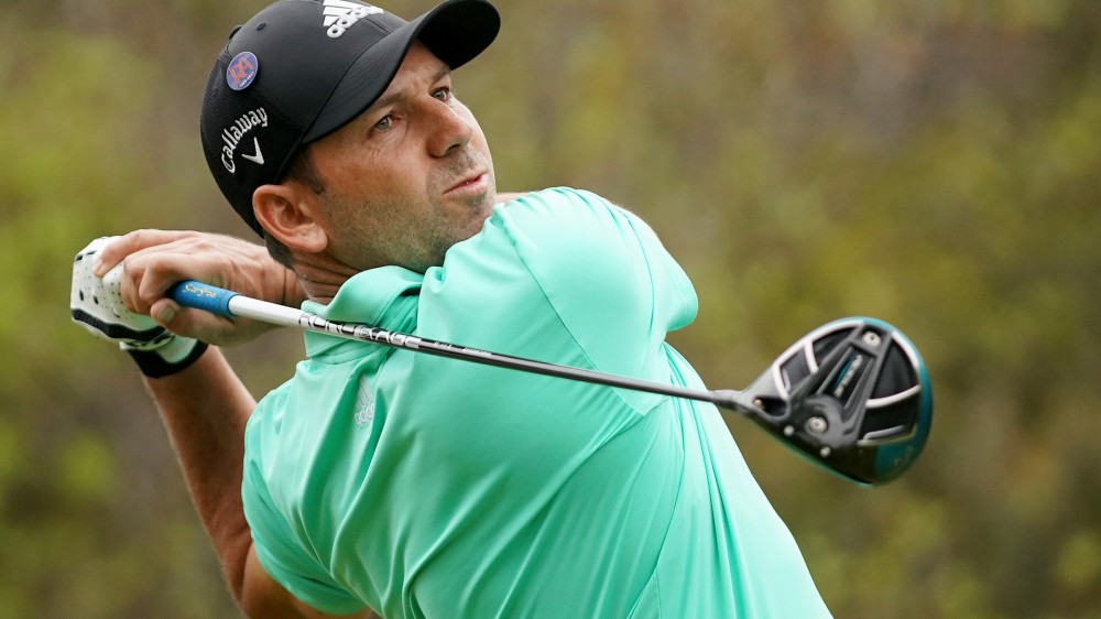 Garcia bounced in Austin: 'On to Augusta'