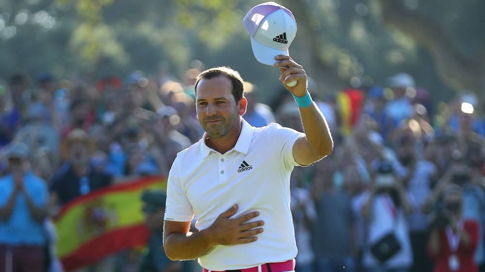 Garcia gets first win since Masters at Valderrama