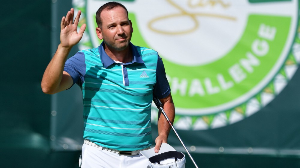 Garcia stays hot, opens with 64 at Nedbank Golf Challenge