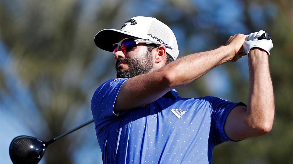 Hadwin stays hot with third-round 65 at Desert Classic