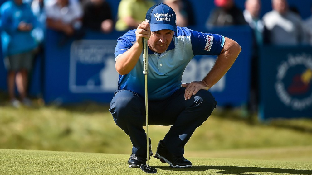 Harrington (68) tried to tell bookies he was 'good value'