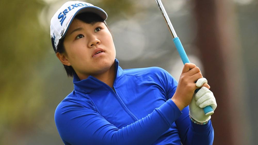 Hataoka leads LPGA Q-School; Hall up to 11th