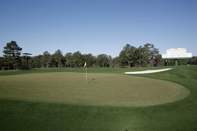 Hole-by-hole look at Augusta National Golf Club