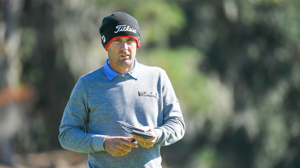 Howell, 39, embraces playing with lead: 'Still relatively new for me'