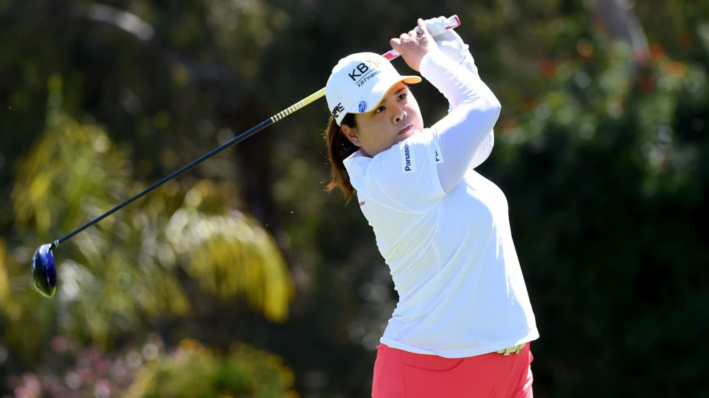 I. Park aiming to join elite company with win at ANA Inspiration