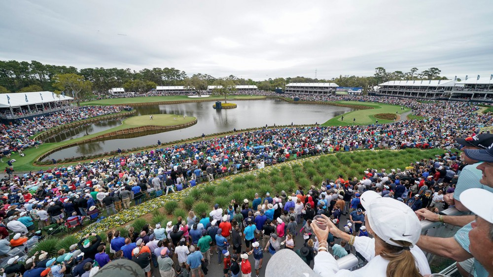 Inside the numbers: 17th hole at TPC Sawgrass