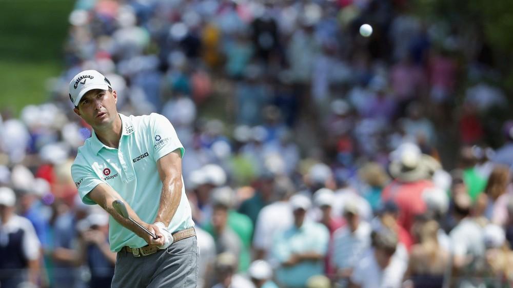 Kisner (64) once again in the hunt at PGA