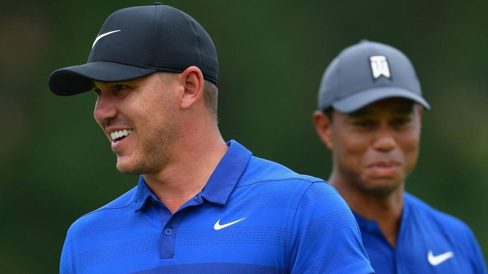 Koepka: 'Surreal' Woods waited to say congrats at PGA