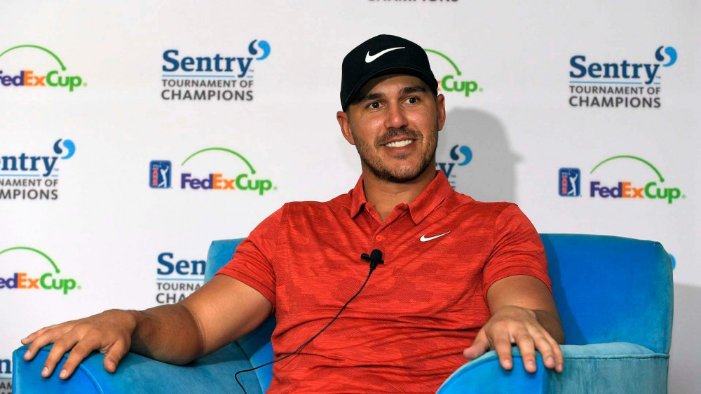Koepka only accomplished about 'half' his goals last season