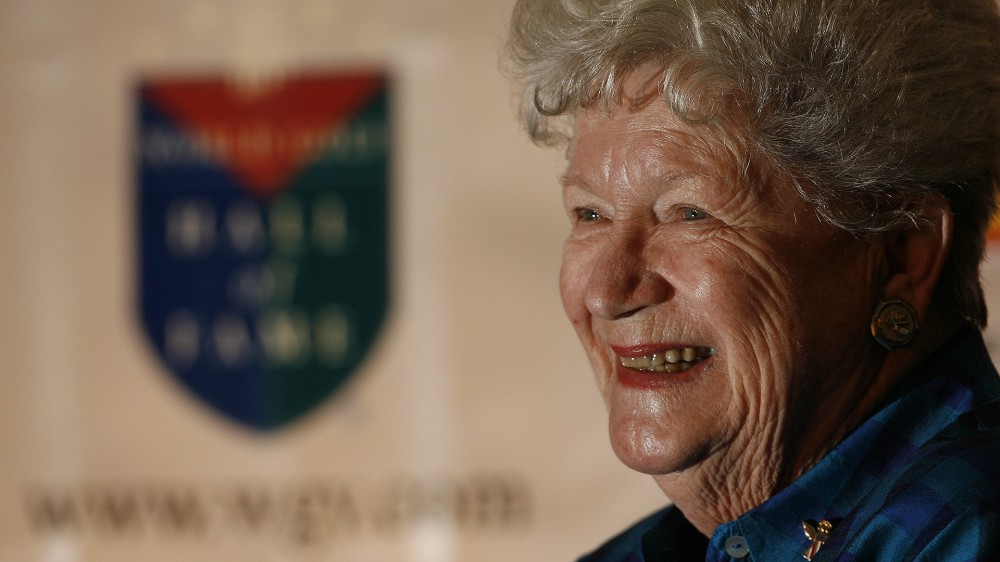 LPGA founder and legend Marilynn Smith dies at age 89