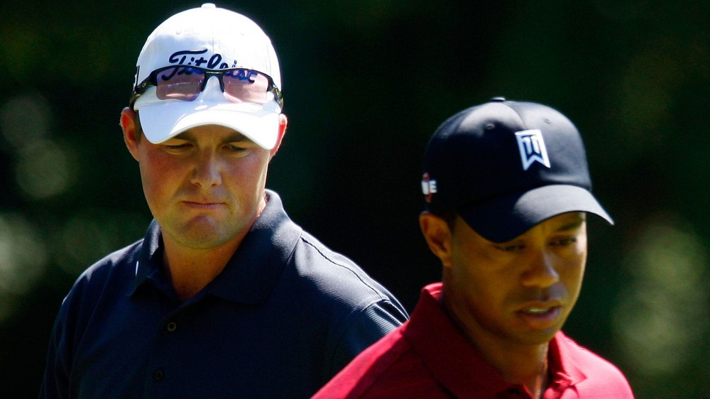 Leishman trying to top past pairing with Tiger