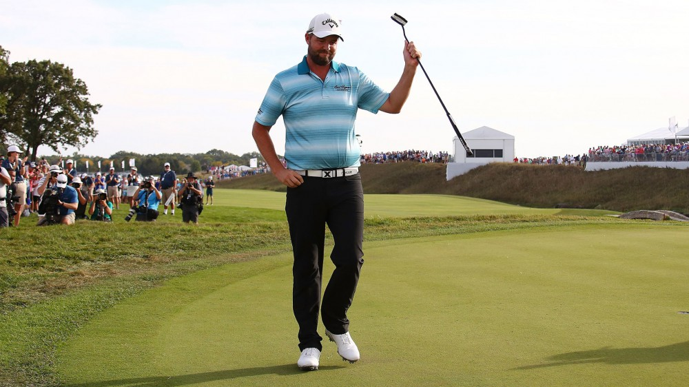 Leishman up to world No. 15 after BMW win