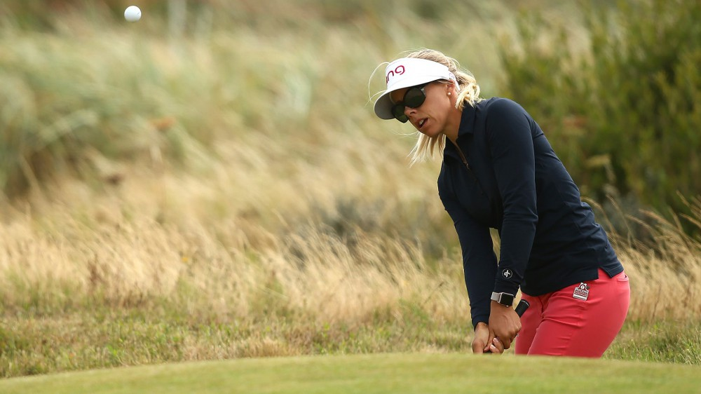 Lindberg chasing second major win of the year