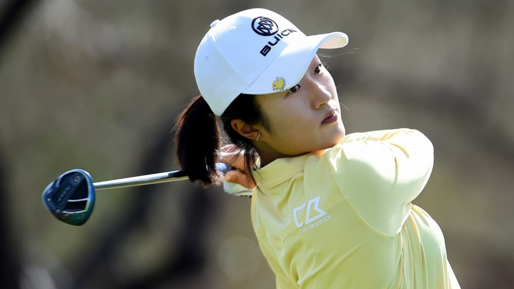 Liu pulls positives from runner-up finish at Founders