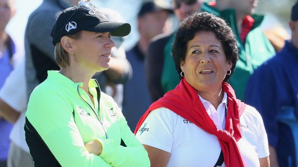 Lopez, Sorenstam, Ochoa, Park to participate in ANWA first tee ceremony
