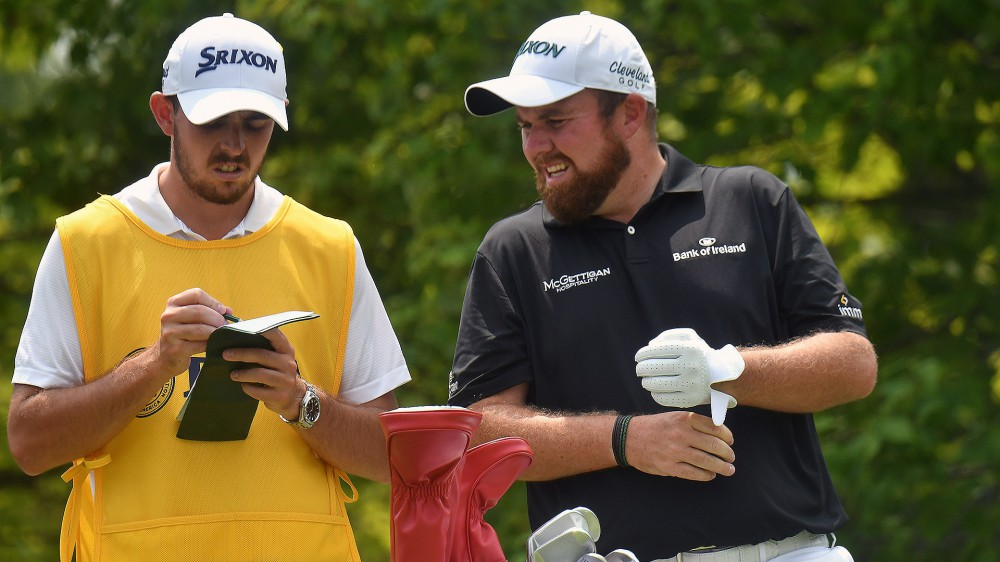 Lowry calls out official over drop ruling at PGA
