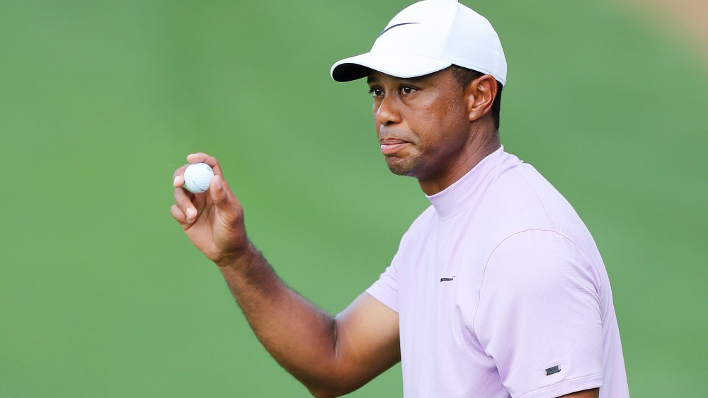 Masters Sunday tee times: Woods, Molinari, Finau in final group