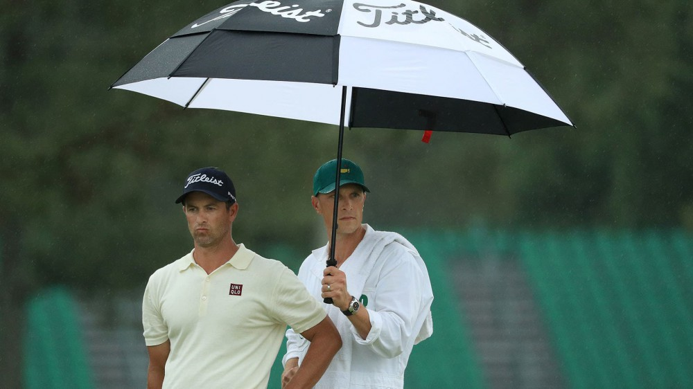 Masters forecast: Saturday OK, but Sunday calls for heavy rain, strong winds
