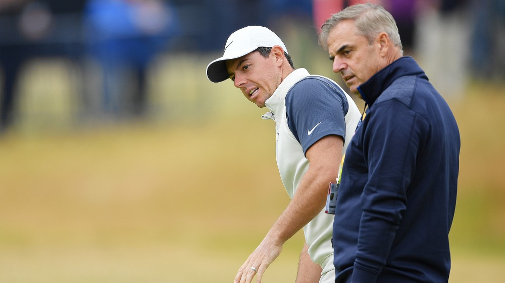 McGinley: 'Extraordinary' Rory could give up European Tour membership