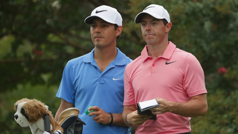 McIlroy 'inundated' with requests for caddie job