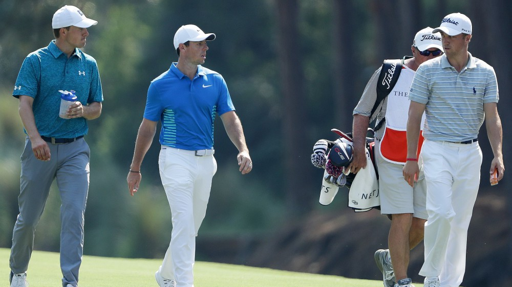 McIlroy: Marquee groups at Players 'backfired a little bit'