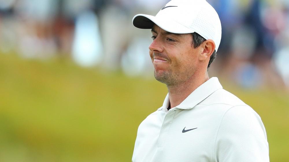 McIlroy misses third consecutive cut at U.S. Open