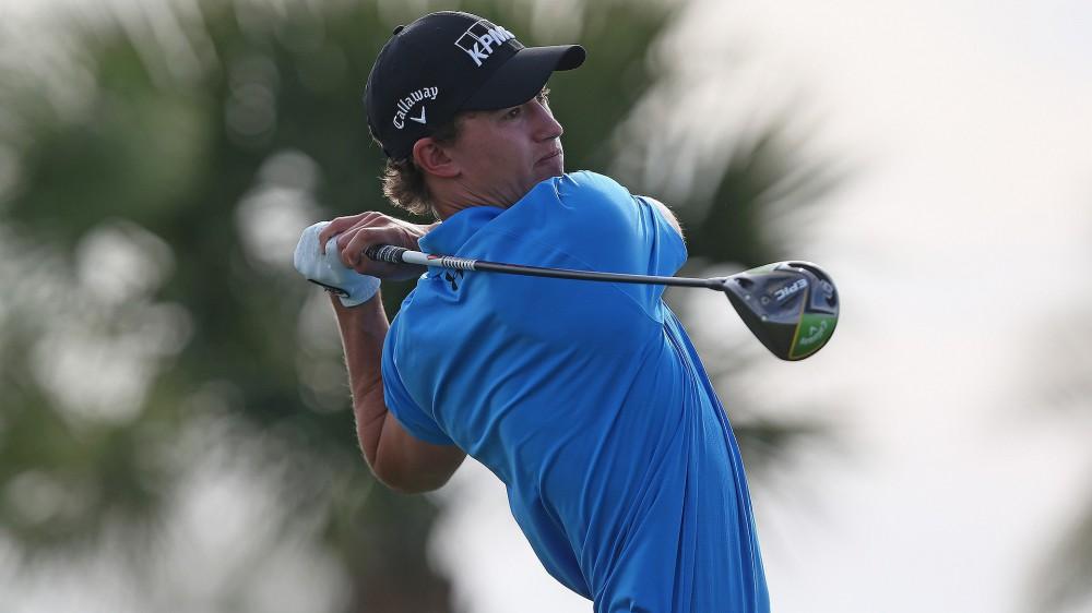 McNealy shares Web.com lead through 36 holes