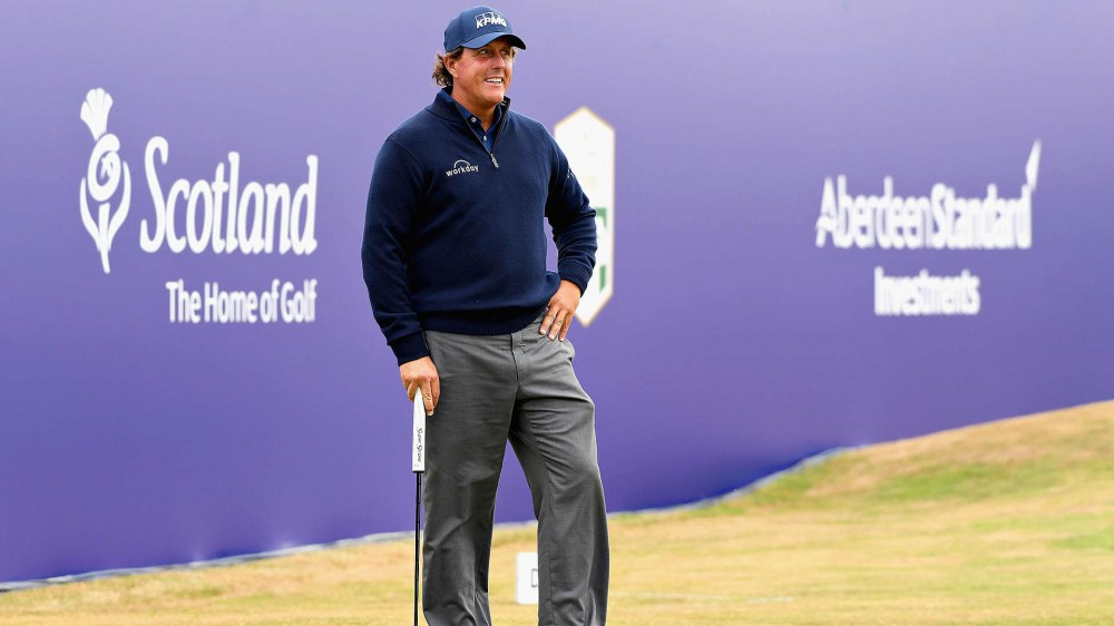 Mickelson: Backlash 'my own fault'; Woods match 'close'