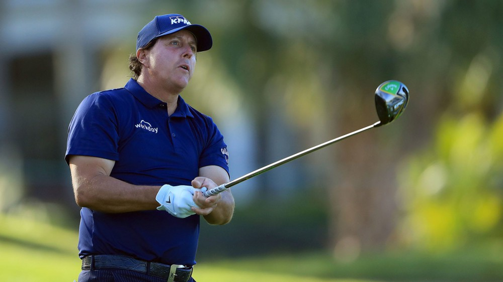 Mickelson to play in PGA Tour's new 3M Open this summer