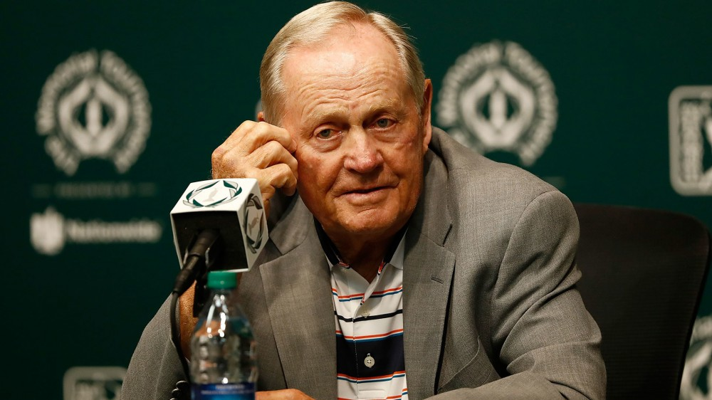 Nicklaus: Spieth win had 'guts, determination and skill'