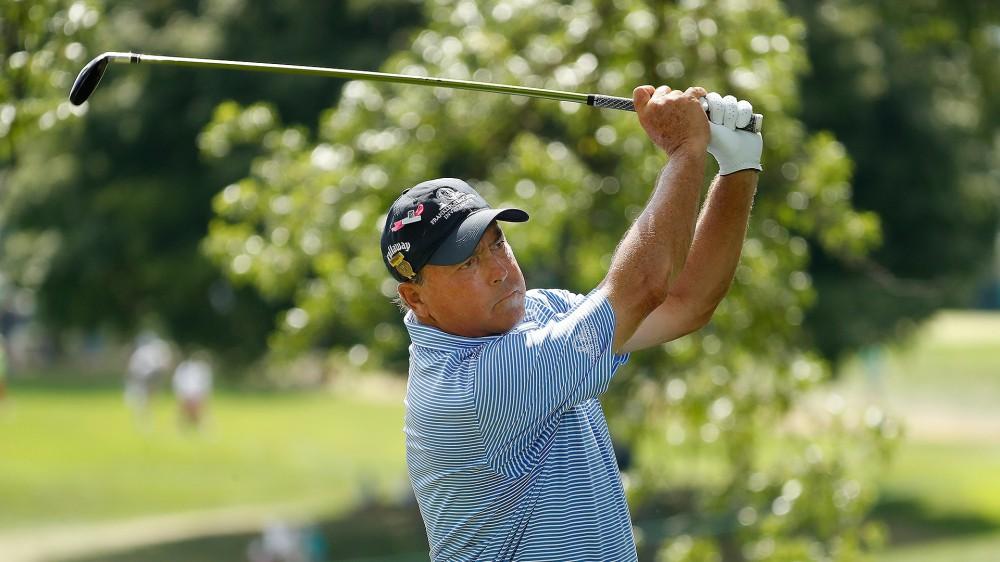 PGA Tour Champions players criticize Tour's access program for collegians