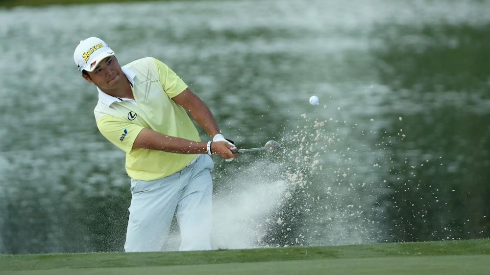 PGA odds: Matsuyama trails, but the betting favorite