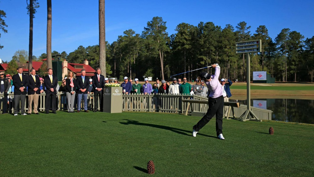Perfect setting greets players as Augusta National Women's Am begins