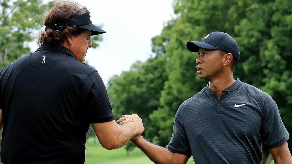 Phil confirms Tiger match around Thanksgiving