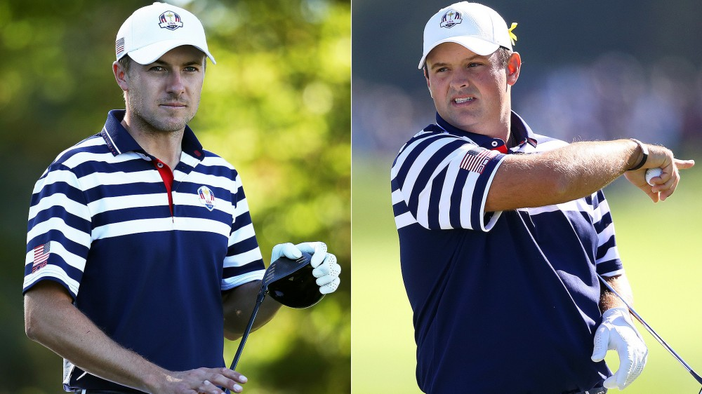 Reed on reaching out to Spieth: 'He has my number'