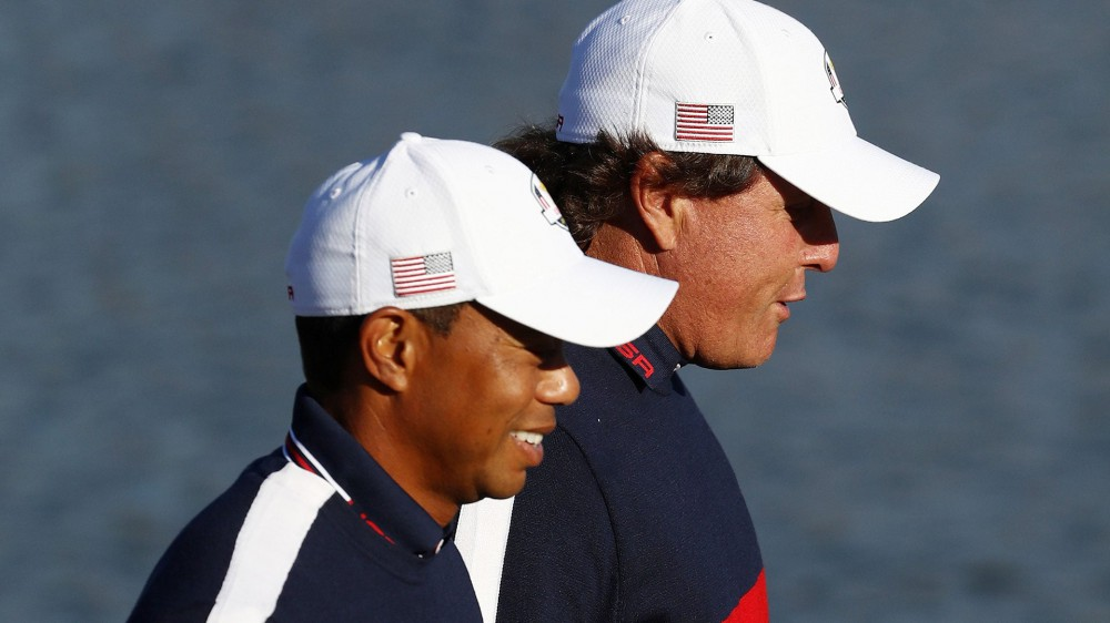 Rory won't watch Tiger-Phil match: 'It's missed the mark a little bit'