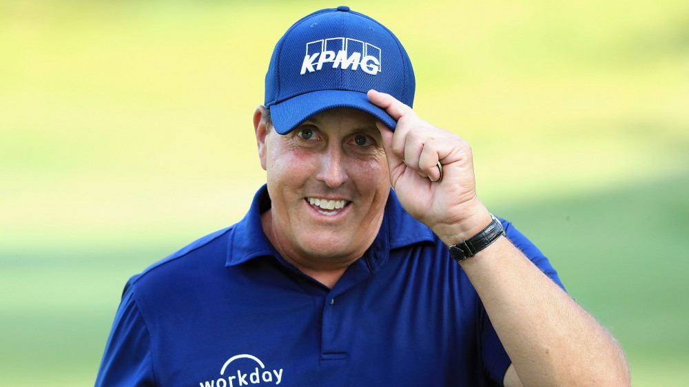 Rosaforte Report: Phil 'very optimistic' about 2018