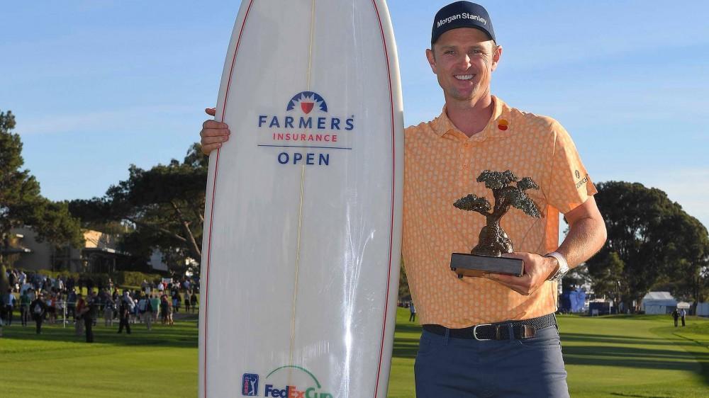 Rose heads to Saudi Arabia after win: 'I'm not a politician, I'm a pro golfer'
