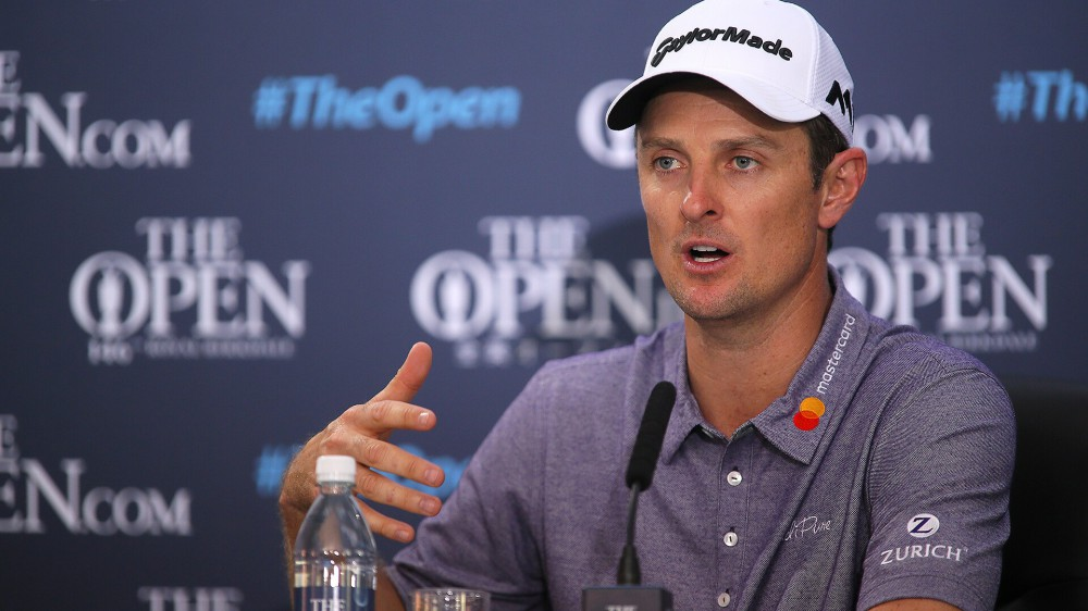 Rose trying to close Birkdale Open story 19 years later